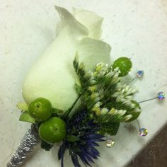 Rose and Thistle Bout-Winter Soire Wedding by Designed Sealed and Delivered