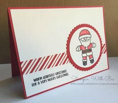 Stampin' with Bec: World Cardmaking Day