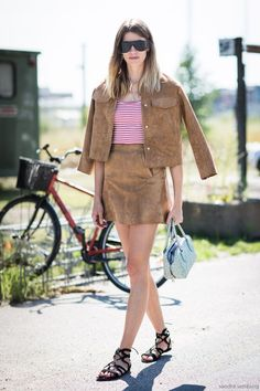 more street style here ♡