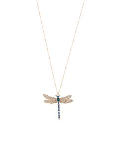 Jewelled Dragonfly Long Pendant | Blue | Accessorize Santa Wish List, Accessorize Bags, Women's Accessories, Victoria Secret, Jewels, Purses, Secret Santa, Pendant, Silver