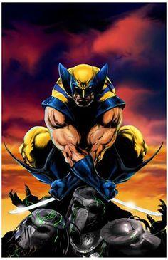 Wolverine - Damon Bowie