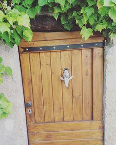 Dans la série {Portes du Village} #bagnolsenforet #bagnols #knockonthedoor… Le Village, Instagram Posts, Puertas