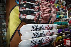 Skate Rojo Skateboards en Core Surf n Skate