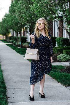 da850bc8fdb9 Maggie a la Mode - How to Wear Midi Dresses