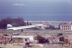 in Greece Elliniko airport Concorde, Flight Attendant, Olympics, Greece, Aviation, Aircraft, Airports, Airplanes, Twitter
