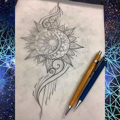 Looks like something philip millic art Source tattoo designs, tattoo, small tattoo, meaningful tatto Tattoo Sketches, Tattoo Drawings, Body Art Tattoos, New Tattoos, Small Tattoos, Sleeve Tattoos, Cool Tattoos, Tatoos, Gorgeous Tattoos