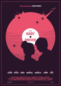 BABY DRIVER Poster Art – PosterSpy