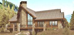 log homes interior designs | ... - Log Homes, Cabins and Log Home Floor Plans - Wisconsin Log Homes