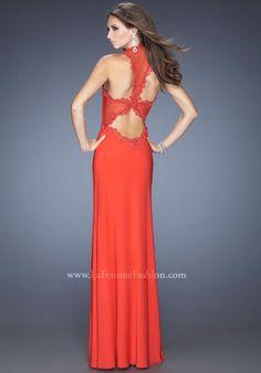La Femme Dress 20125 at Peaches Boutique