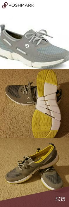Brand new womens sperry shoes for $45 only. Womens sperry shoes size 8.5. Never worn and super comfy. Sperry Shoes Athletic Shoes