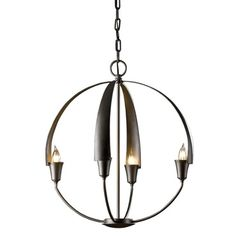 Cirque Chandelier | Hubbardton Forge at Lightology