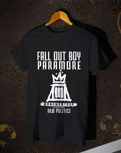 Fall Out Boy Paramore Women's TShirt  Fall Out Boy by KINCOTAN, $19.99