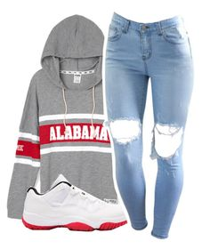 - i use these jeans way too often  by mindset-on-mindless on Polyvore featuring beauty