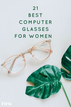Keep your eyes healthy and stylish with these computer glasses!