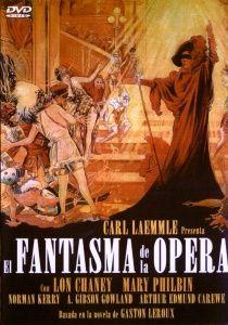 El Fantasma de la Ópera (The Phantom of the Opera,1925)23-feb-13