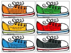 "$ "" In-Your-Shoes"" Speech-Therapy-for-Social-Skills from Jenna Rayburn"
