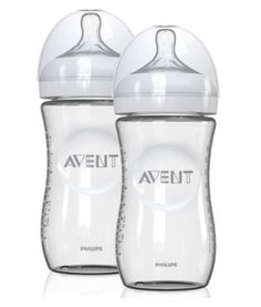 Philips AVENT Natural Glass Bottles, 2 Pack (Discontinued by Manufacturer) Avent Natural Bottles, Plastic Bottles, Avent Baby Products, New Baby Products, Babies R Us, Reborn Babies, Best Baby Bottles, Vegan Baby, Ideas Para Fiestas