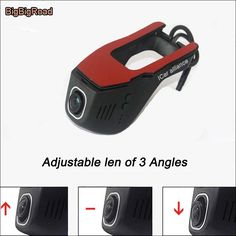 66.51$  Buy here - http://alix31.shopchina.info/1/go.php?t=32786860231 - BigBigRoad For FIAT Freemont fullback APP Control Car Wifi DVR Video Recorder hidden installation Dash Cam Car Black Box  #magazineonlinebeautiful