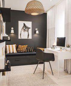 Kids Room Design, Home Room Design, Home Office Design, Boys Room Decor, Bedroom Decor, Big Boy Bedrooms, Student Room, Teenage Room, Girl Bedroom Designs