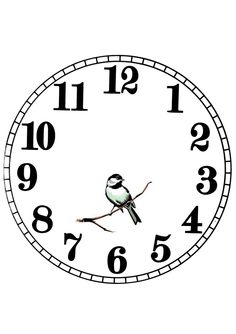 Clock Face Images  Google Search  Clock Printables