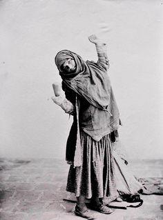 Woman in Iron