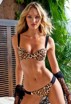 Candice in Cheetah Sauvage Swimwear, Swimwear 2014, Bikinis, Swimsuits, Cute Bras, Bra And Panty Sets, Hot Bikini, Sexy Lingerie, Bathing Suits