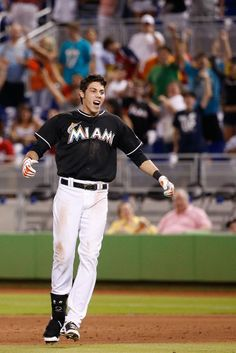 Christian Yelich, Miami Marlins