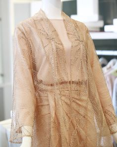 to our Limited Collection ✨ Kebaya Lace, Kebaya Hijab, Kebaya Dress, Hijab Dress Party, Hijab Style Dress, Dress Outfits, Dress Brokat Modern, Kebaya Modern Dress, Kaftan Designs