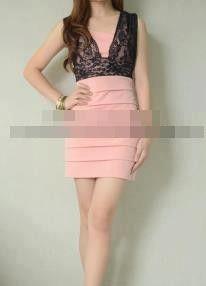 lacey bandage dress - $8.74 on @ClozetteCo