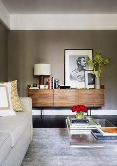 Muebles para guardar y embellecer: cómodas y aparadores.