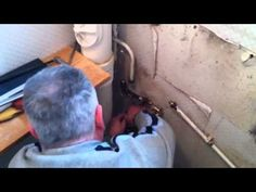 D.I.Y plumbing goes horribly wrong! - YouTube