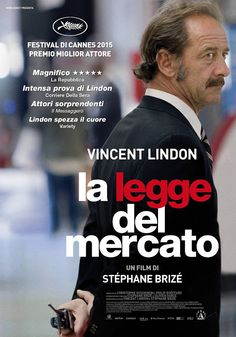 CINELODEON.COM: La ley del mercado. Stéphane Brizé