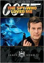 The Spy Who Loved Me: the 10th James Bond 007 film 1977
