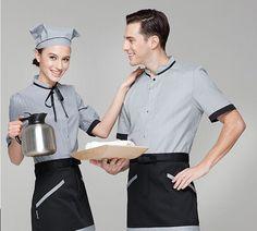 custom hotel uniform