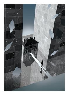 Inception   by Adam Simpson