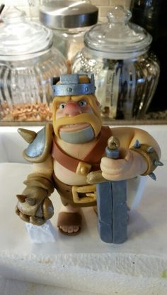 ... cake, side view.  My cakes  Pinterest  Clash of clans, Cakes and