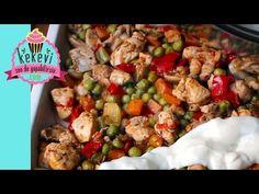 Buğu Kebabı (Beşamelli Tavuklu) / Ayşenur Altan Yemek Tarifleri - YouTube