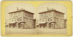 Pythian Hall, Hyde Park, Boston by Boston Public Library, via Flickr