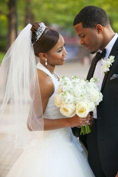Houston, TX Wedding With Tiffany Blue Details by Still Life Media – LaTravia + Kerron
