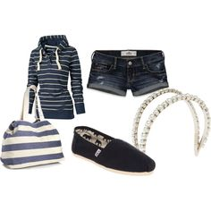 Summery Beach Outfit =) Love