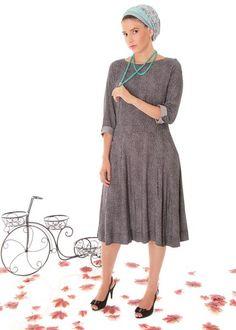 2688008aa243 Black midi dress in Cotton #Blackdress #Cottondress #Mididress  #Holidaydress Tamales, Modest