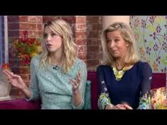 ▶ Katie Hopkins and Peaches Geldof debate attachment parenting - YouTube