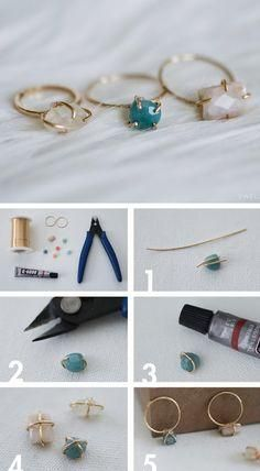 How to make wire wrapped pendants cool diy craft idea wire how to make wire wrapped pendants cool diy craft idea wire wrapping pinterest wire wrapping simple diy and wraps solutioingenieria Image collections