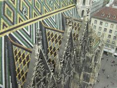 st.Stephen's Cathedral Vienna Budget Travel, Vienna, City Photo, Cathedral, Europe