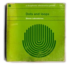Stereolab: Dots and Loops by Littlepixel™, via Flickr