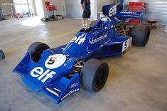 Tyrrell 007 - Ford