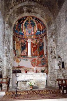 Iglesia de Santa María de Taüll. Alta Ribagorça, Catalunya