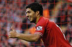 Luis Suarez   Liverpool   Uruguay. [29.10.13]