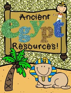 Here are some resources to use when studying in the deserts of Egypt.