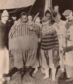 These Old Creepy Circus Photos Are No Laughing Matter (20 ...
